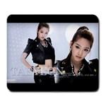 TaeYeon RDR - Large Mousepad