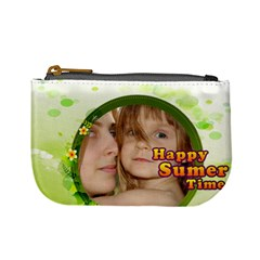 Summer Coins Bag By Wood Johnson   Mini Coin Purse   Ao1kj2qquauo   Www Artscow Com Front
