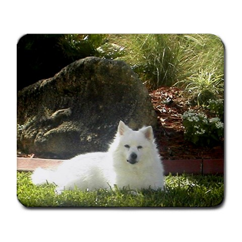 Blanco By Nella Medina   Collage Mousepad   Dxr17bmjfzsu   Www Artscow Com 9.25 x7.75 Mousepad - 1