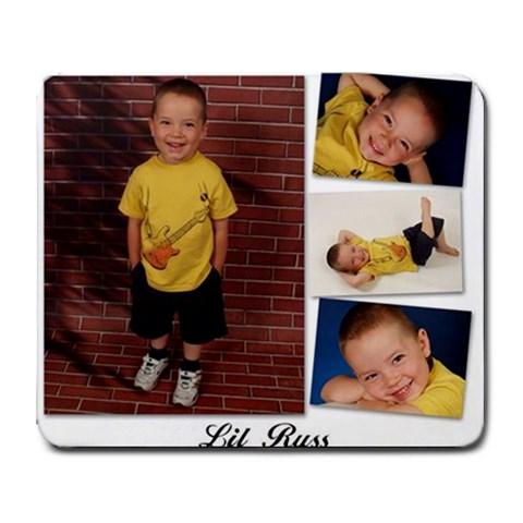 Lilruss By Elizabeth Rice   Collage Mousepad   U209vpq9k1w9   Www Artscow Com 9.25 x7.75 Mousepad - 1