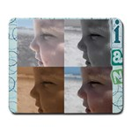 Ian mousepad - Collage Mousepad