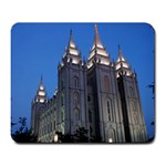 Salt Lake Temple Mouse Pad - Large Mousepad