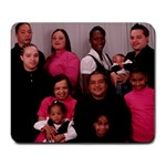 Family Picture Mouse Pad.... FREE!!!!!! - Large Mousepad