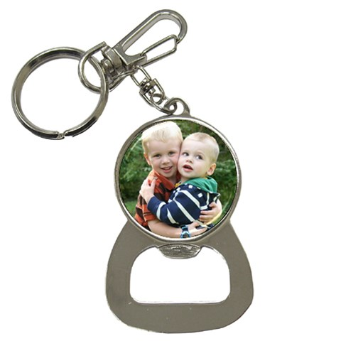 Keychain/bottle Opener By Jodie   Bottle Opener Key Chain   0dbwh2rvsdkp   Www Artscow Com Front