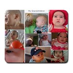 grandchildren pad - Collage Mousepad