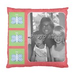 Bedroom Pillow - Standard Cushion Case (Two Sides)