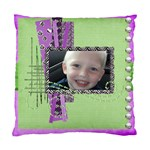 Purple Pillow - Standard Cushion Case (Two Sides)