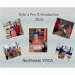 kyles graduation - Collage 8  x 10