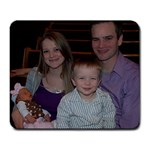 Now we are 4! - Large Mousepad
