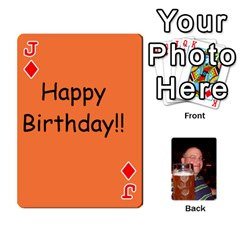 Jack Timmy Cards By Kelly Corder   Playing Cards 54 Designs   U8mfcx8c1kd1   Www Artscow Com Front - DiamondJ