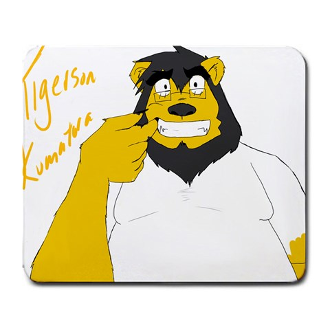 Fun Thing I Made By Jeffrey Pereira   Large Mousepad   6g8lswvmr158   Www Artscow Com Front