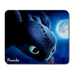 Toothless - Large Mousepad