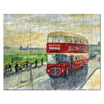Northern Routemaster bus jigsaw - Jigsaw Puzzle (Rectangular)