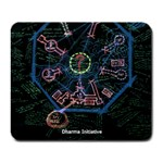 Dharma - Collage Mousepad
