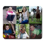 for Adam - Large Mousepad