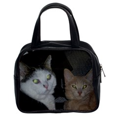 Our Pets By Stacey    Classic Handbag (two Sides)   9z4cedyx56cf   Www Artscow Com Front