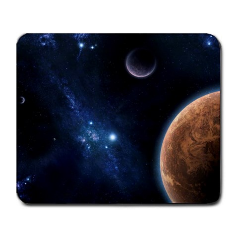 Universe By Stefan Welsh   Collage Mousepad   An8sp3ms9jxr   Www Artscow Com 9.25 x7.75 Mousepad - 1
