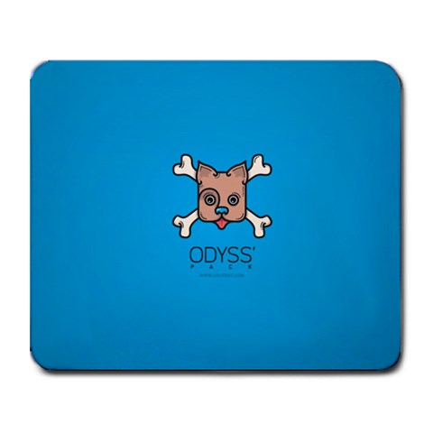 Lockerz Oddyss By Oliver  consuela  Kennedy   Collage Mousepad   Xrzmsl2w3ntf   Www Artscow Com 9.25 x7.75 Mousepad - 1