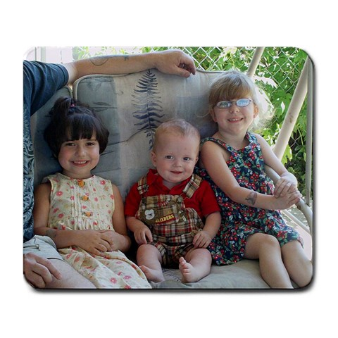 My Babies  By Renee Brayden   Large Mousepad   Yfxn6ilm7d0q   Www Artscow Com Front