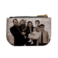 Brotherly Love Coin Purse  by Laura Holliday Back