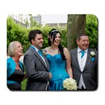 smiles all round! - Large Mousepad