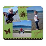 mackinaw - Collage Mousepad