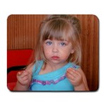 Halliebugs - Collage Mousepad