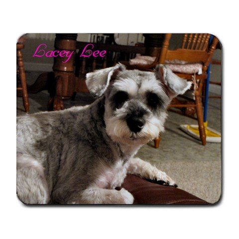 Lacey Lee By Debbie Embry   Large Mousepad   Zdeg1s56l9od   Www Artscow Com Front