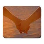 Holding Hands - Collage Mousepad
