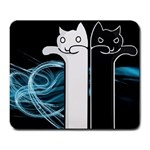 Longcat and Tacgnol - Large Mousepad