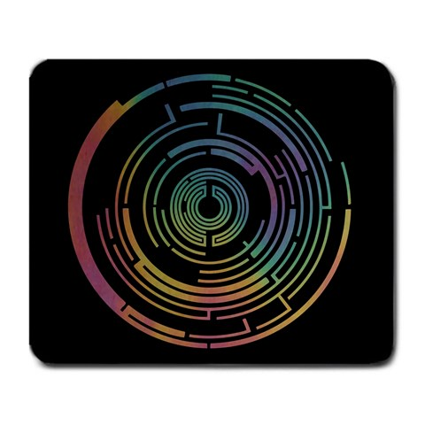 Pendulum Mouse Pad By Neil Simmons   Large Mousepad   Afk1cnc4g73w   Www Artscow Com Front