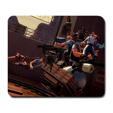 Yeeeehaw By Amante Mozaffarian   Large Mousepad   Q6yzmlchpp3e   Www Artscow Com Front
