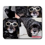 Sweetpea - Collage Mousepad
