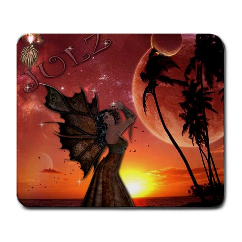 My Free Mousepad By Julie Holt   Large Mousepad   Lfozynumyi1q   Www Artscow Com Front