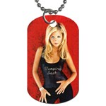 Shelby s Buffy Tag - Dog Tag (Two Sides)