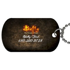 Shelby s Buffy Tag By Tracy   Dog Tag (two Sides)   87ui6c88u86b   Www Artscow Com Back