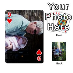Cards 1 By Deja Rasmussen   Playing Cards 54 Designs   D8u74f7p0vvo   Www Artscow Com Front - Heart9