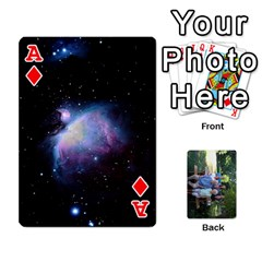 Ace Cards 1 By Deja Rasmussen   Playing Cards 54 Designs   D8u74f7p0vvo   Www Artscow Com Front - DiamondA