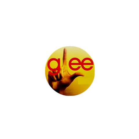 Glee By Myra   1  Mini Button   A7x0ctm6weni   Www Artscow Com Front