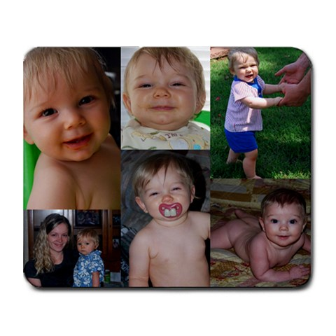 My Moms Bday Present!!! By Maranda Carter   Collage Mousepad   Ukq1japcv7v3   Www Artscow Com 9.25 x7.75  Mousepad - 1