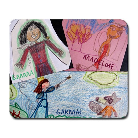 Mousepad By Naomi Thompson   Collage Mousepad   Aklbjlyfhg5q   Www Artscow Com 9.25 x7.75 Mousepad - 1