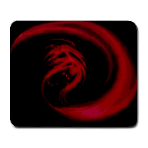 You Cannot Grasp The True Form Of This Mousepad By Dicks Oak   Large Mousepad   Rs6b36mrxft3   Www Artscow Com Front