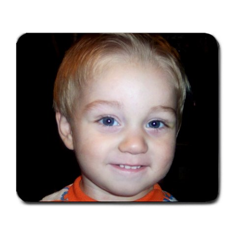 Baby Noah Mousepad Ain t It Cute By Jennifer Ann Smith   Large Mousepad   Hnae28tfuvsm   Www Artscow Com Front