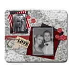 Love - Collage Mousepad