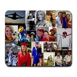 Family collage - Collage Mousepad