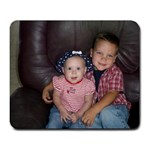 Brandon and Lynndsey - Large Mousepad