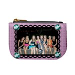 Girls Night Coin Purse - Mini Coin Purse