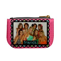 Girls Night Coin Purse By Nicole Mccracken   Mini Coin Purse   W7hkqholcph8   Www Artscow Com Back