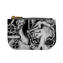 Chelsey s Inner Workings By Alana   Mini Coin Purse   Pvw5ykbn37bi   Www Artscow Com Front