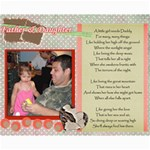 Fathers Day 8x10 - Collage 8  x 10